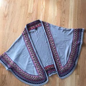 Anthropologie Sweaters - Ella Moss Cape